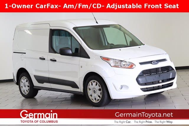 2016 Ford Transit Connect Cargo XLT FWD with Rear Cargo Doors