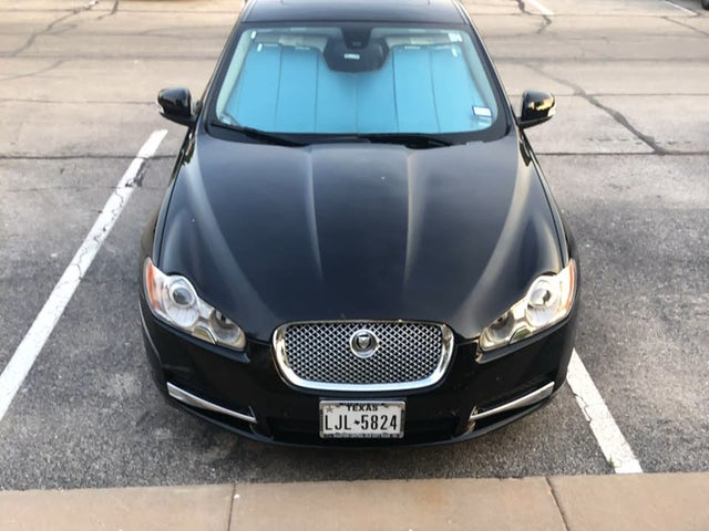 2009 Jaguar XF Supercharged RWD