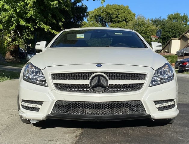 Used Mercedes-Benz CLS-Class for Sale in Fairfield, CA ...