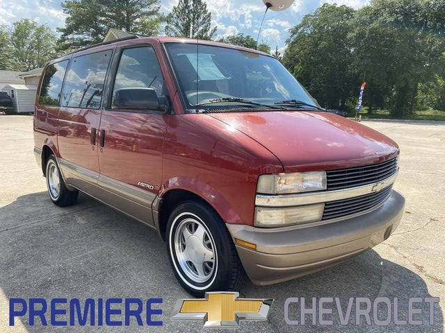 2000 Chevrolet Astro LS Extended RWD