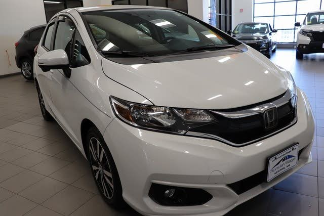 2019 Honda Fit EX-L FWD with Navi