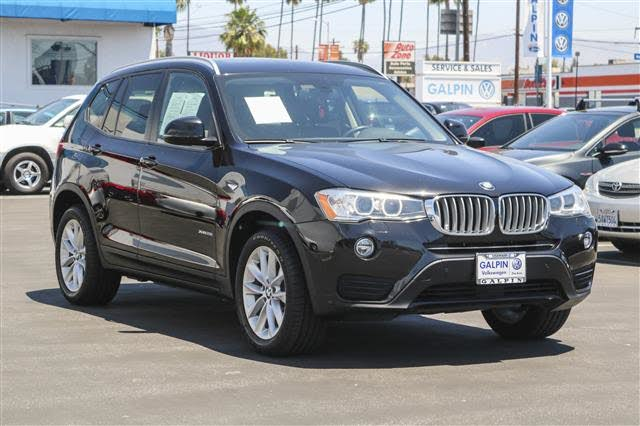 2016 BMW X3 xDrive28i AWD