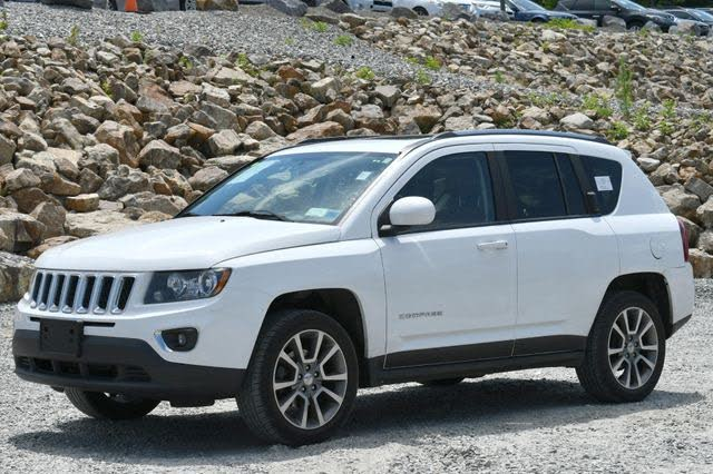 Used Jeep Compass For Sale In New Haven Ct Cargurus