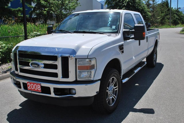 2008 Ford F-350 Super Duty XL Crew Cab 4WD