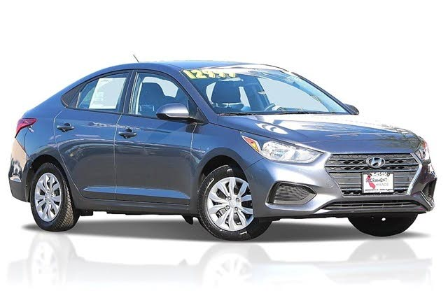 2019 Hyundai Accent SE Sedan FWD