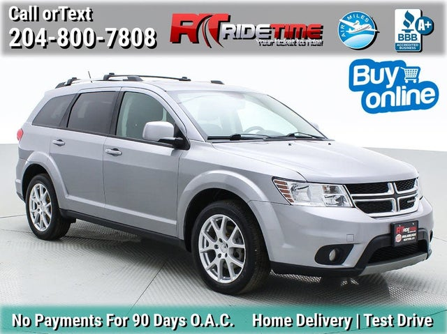 2016 Dodge Journey Limited FWD