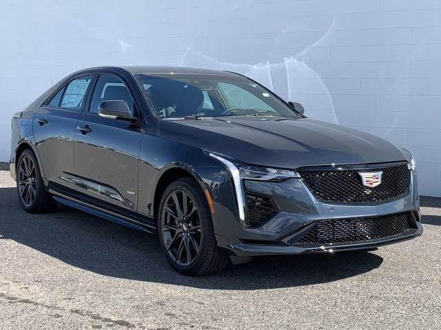 used 2020 cadillac ct4 v-series awd for sale (with photos