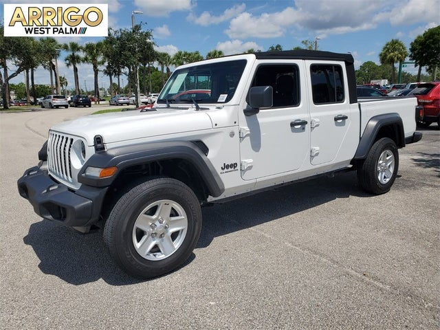 Used Jeep Gladiator For Sale In West Palm Beach Fl Cargurus