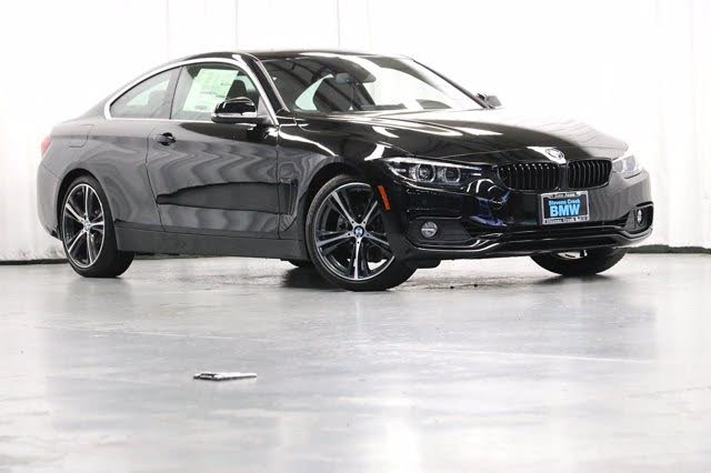 2020 BMW 4 Series 430i Coupe RWD