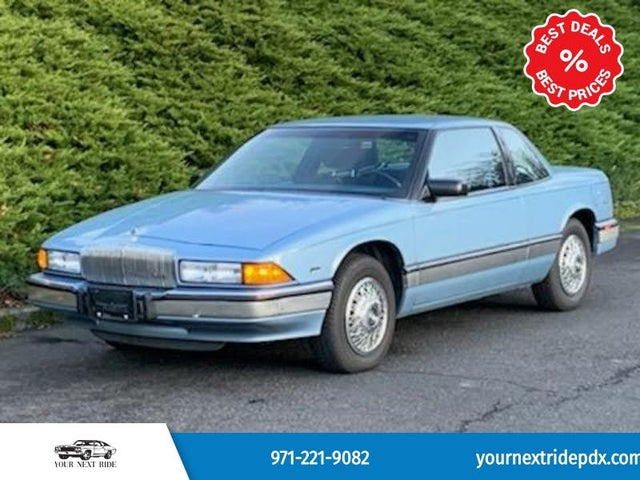 1990 Buick Regal Limited Coupe FWD
