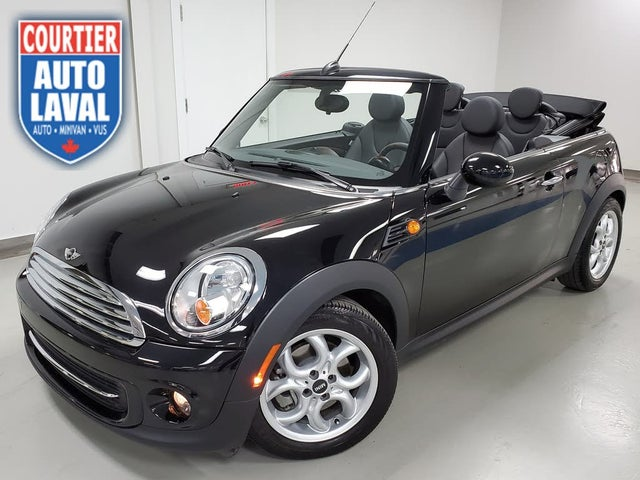 2013 MINI Cooper Convertible FWD