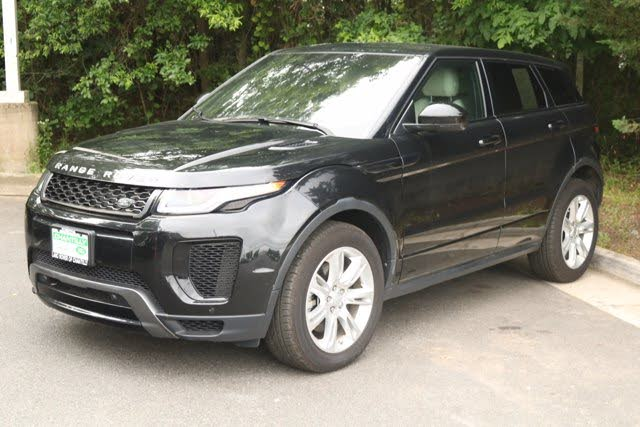 2018 Land Rover Range Rover Evoque 286hp HSE Dynamic AWD