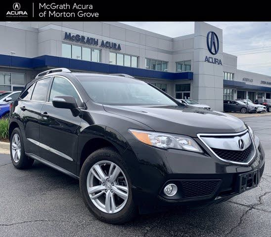 2015 Acura RDX For Sale In Buffalo Grove, IL
