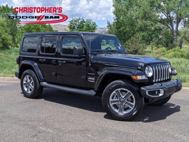 Used Jeep Wrangler Unlimited For Sale In Denver Co Cargurus