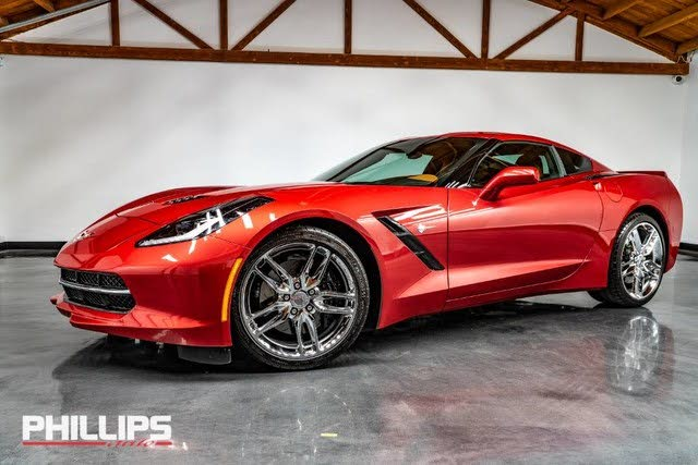 2015 Chevrolet Corvette Stingray Z51 3LT Coupe RWD