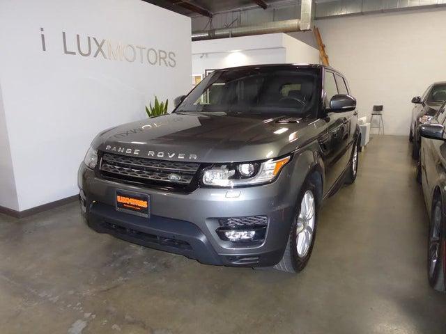 2017 Land Rover Range Rover Sport V6 SE 4WD
