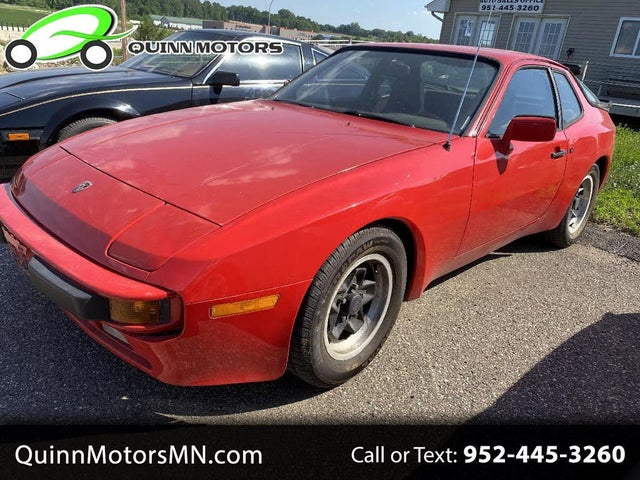 1983 Porsche 944 STD Hatchback