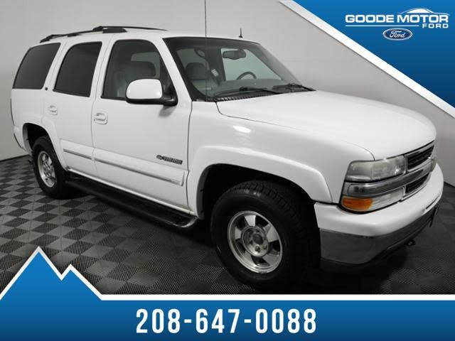 50 Best 2002 Chevrolet Tahoe For Sale Savings From 2 909