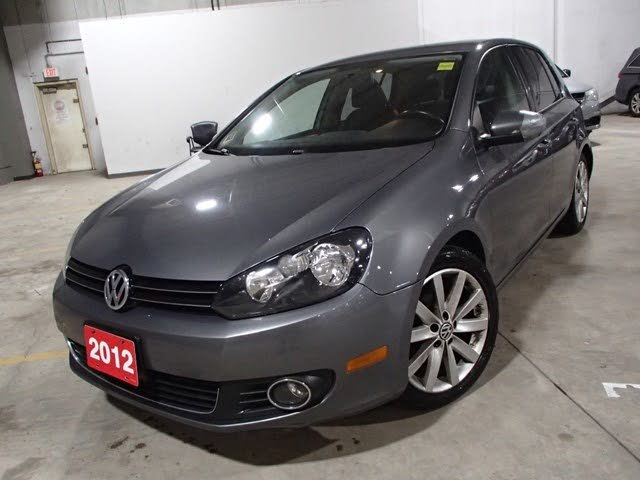 2012 Volkswagen Golf 2.5L