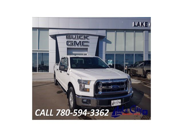 2016 Ford F-150 King Ranch SuperCrew LB 4WD