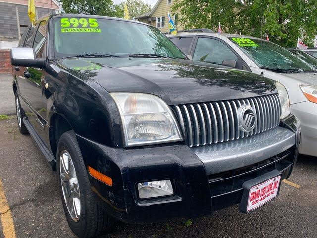 2007 Mercury Mountaineer V8 Premier AWD