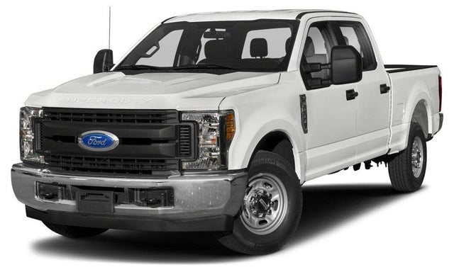2017 Ford F-350 Super Duty XL Crew Cab 4WD