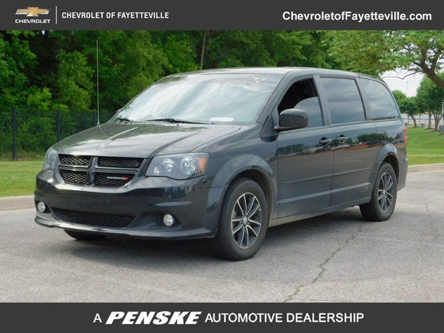 2015 Dodge Grand Caravan SXT Plus FWD