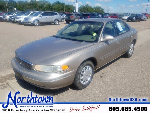 2001 Buick Century Custom Sedan FWD