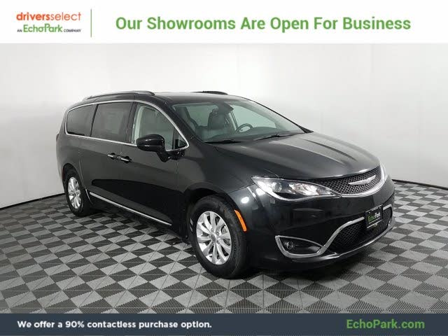 2018 Chrysler Pacifica Touring L Plus FWD