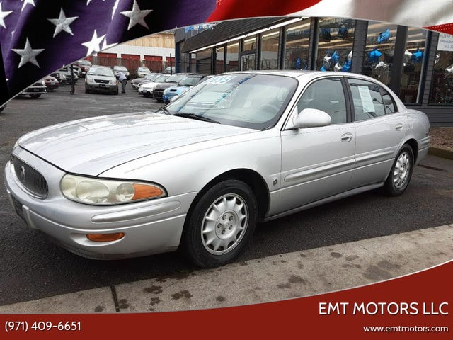 2001 Buick LeSabre Limited Sedan FWD