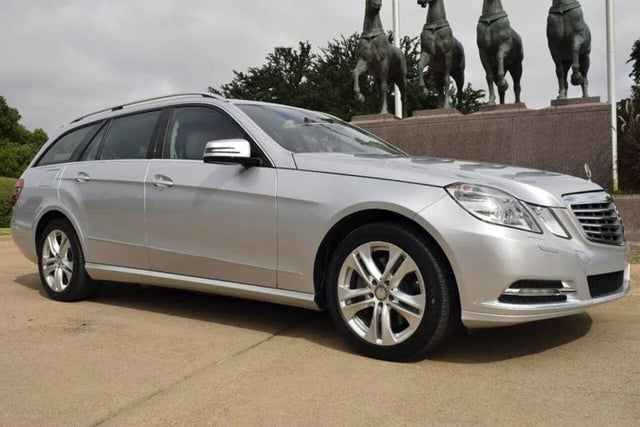 2011 Mercedes-Benz E-Class E 350 Luxury 4MATIC Wagon