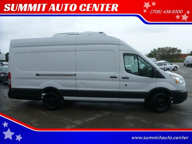 2015 Ford Transit Cargo 350 3dr LWB High Roof Extended with Sliding Passenger Side Door