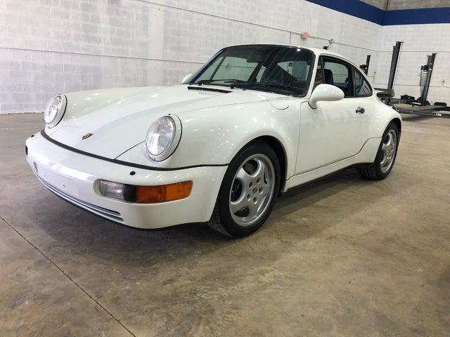 Used 1992 Porsche 911 Turbo For Sale With Photos Cargurus
