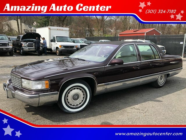 View 95 Cadillac Fleetwood