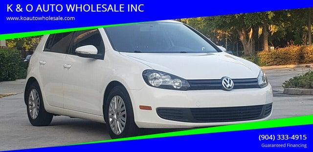 2013 Volkswagen Golf FWD