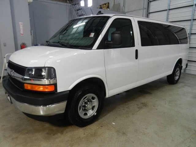 2017 Chevrolet Express 3500 LT Extended RWD