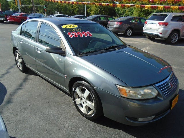 Used 2006 Saturn Ion For Sale Right Now Cargurus