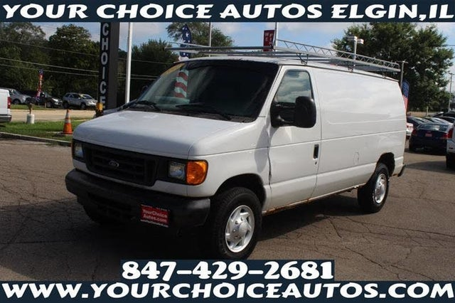2007 Ford E-Series E-250 Cargo Van