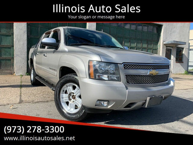 2008 Chevrolet Avalanche 2LT 4WD