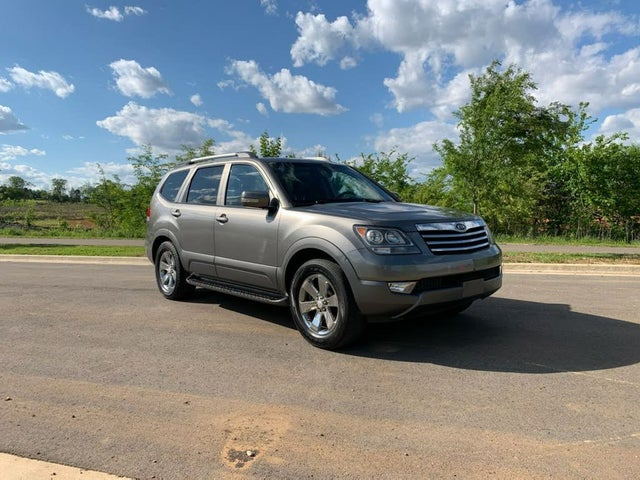 used kia borrego for sale in decatur, al - cargurus