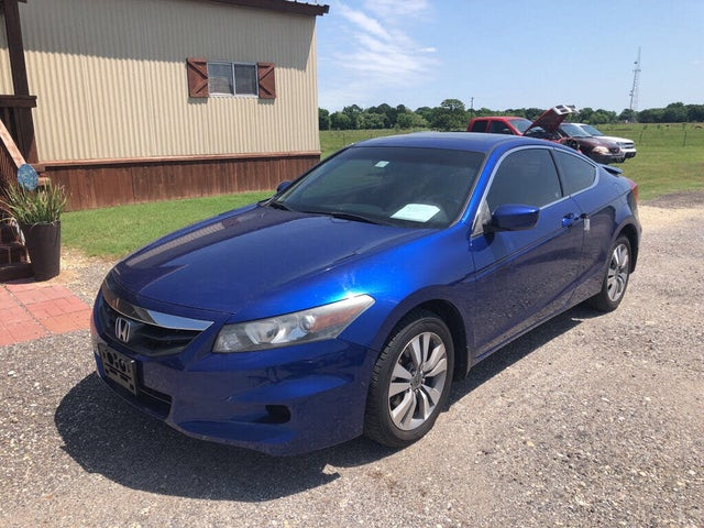 2011 Honda Accord Coupe EX