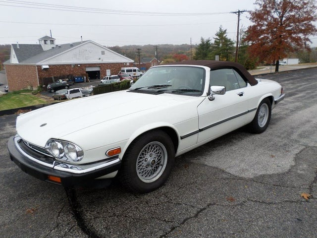 1989 Jaguar XJ-Series XJS Convertible RWD