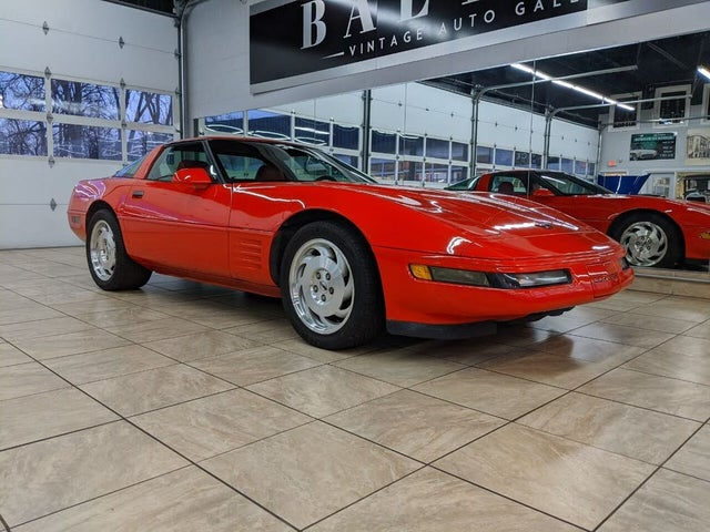 1994 Chevrolet Corvette Coupe RWD