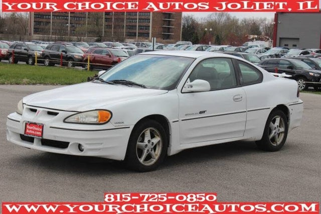 used 1999 pontiac grand am 2 dr gt1 coupe for sale right now cargurus cargurus