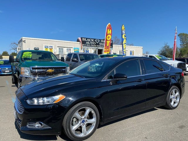 2016 Ford Fusion S