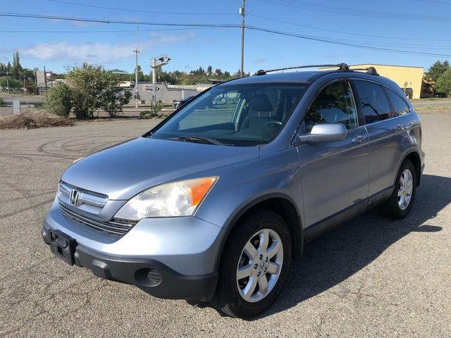 2008 Honda CR-V EX-L AWD with Navigation