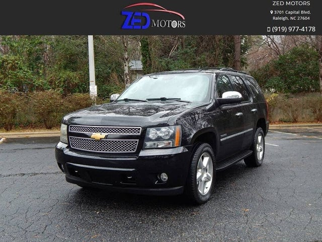 2012 Chevrolet Tahoe For Sale In Raleigh Nc Cargurus