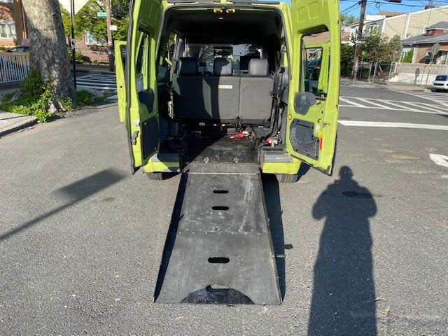 2013 Ford Transit Connect Taxi FWD