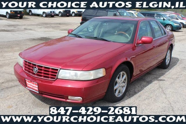 2000 Cadillac Seville STS FWD