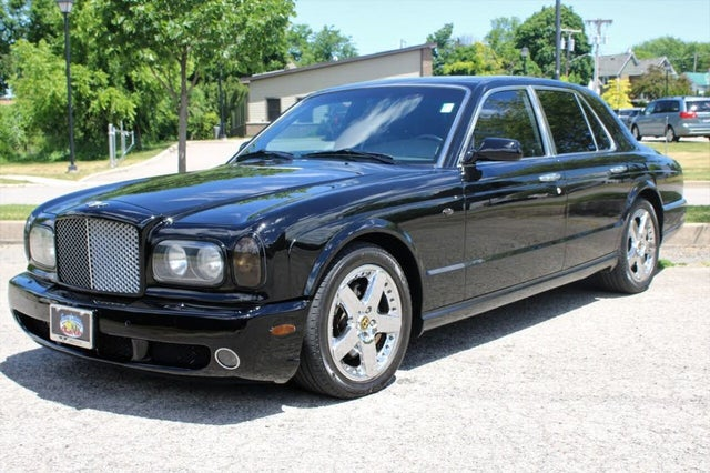 2003 Bentley Arnage T RWD